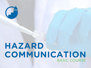 Hazard Communication Basic logo